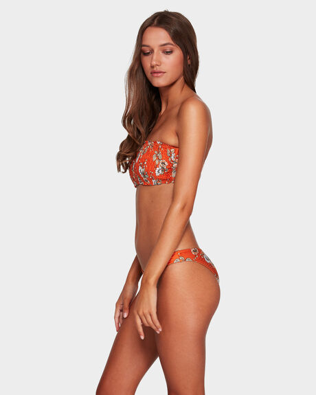 "SPLENDOUR ""V"" HIGH CUT BIKINI BOTTOM"