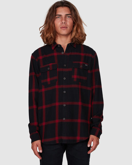 HIGHLANDS LS FLANNEL SHIRT