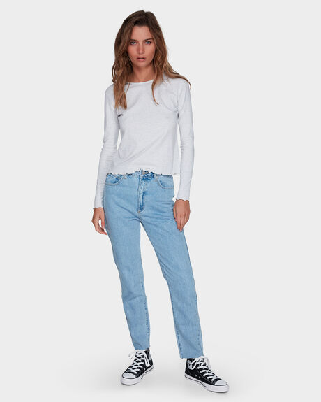 A 94 HIGH SLIM WALK AWAY JEAN