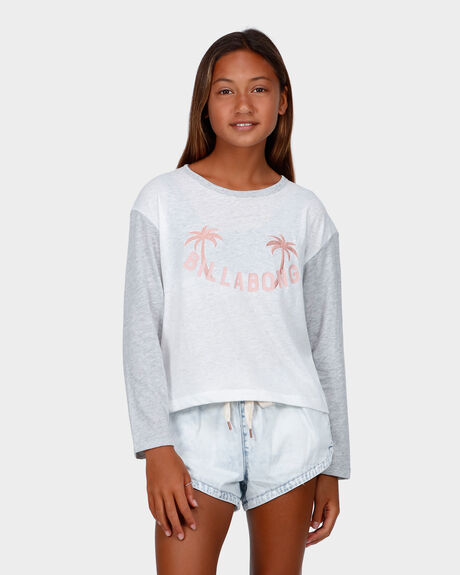 SEA BREEZE LONG SLEEVE TEE