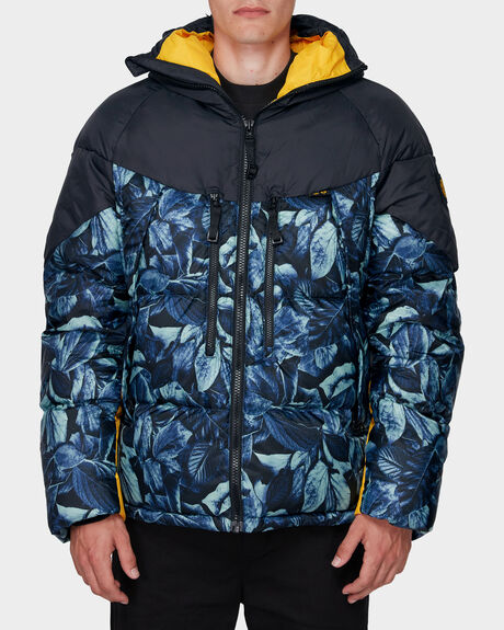 GRIFFIN HEAVY DOWN PUFFA JACKET
