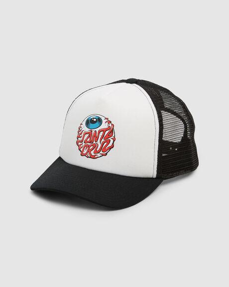 EYEBALL TRUCKER CAP