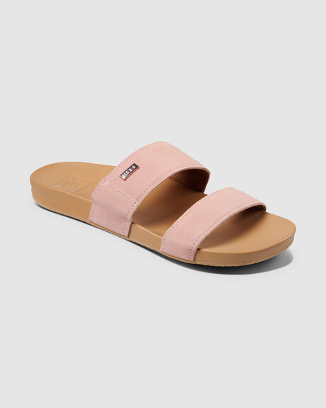 CUSH BOUNCE VISTA SUEDE DUSTY PINK