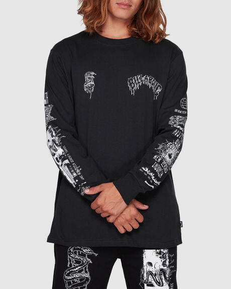 PURE FILTH LONG SLEEVE TEE