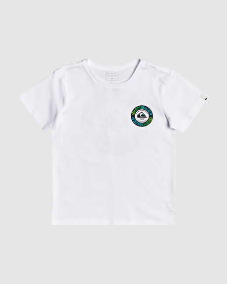 BOYS 2-7 TIME CIRCLE T-SHIRT