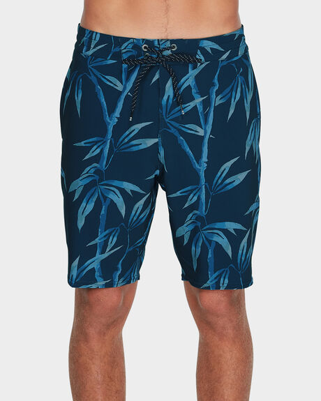 "SUNDAYS BAMBOO LO TIDE 18"" BOARDSHORT"