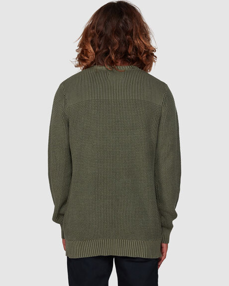 EAST CREW KNIT