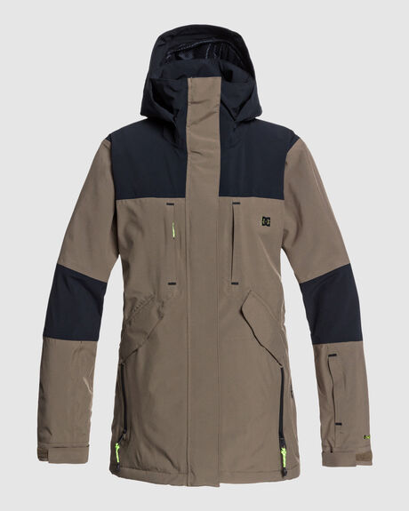WOMENS SOVEREIGN SNOW JACKET