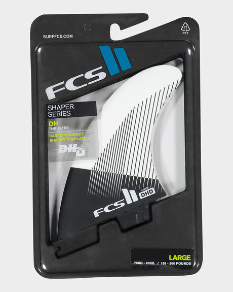 FCS II DHD PC TRI FINS