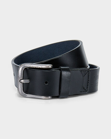 TRUCE LEATHER BELT