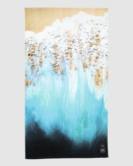 PAINTED SAND BEACH TOWEL
