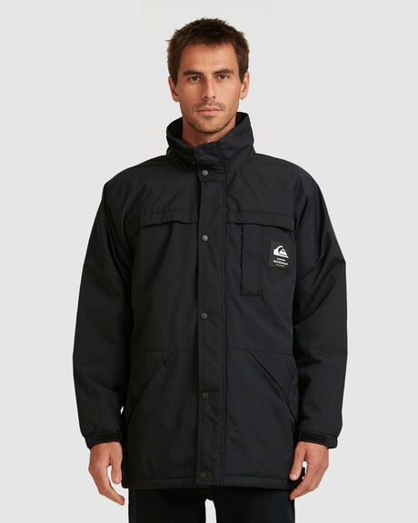 MENS WATERMAN SWELL CHASERS WATER-RESISTANT JACKET