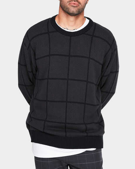 WILLIS CREW KNIT JUMPER