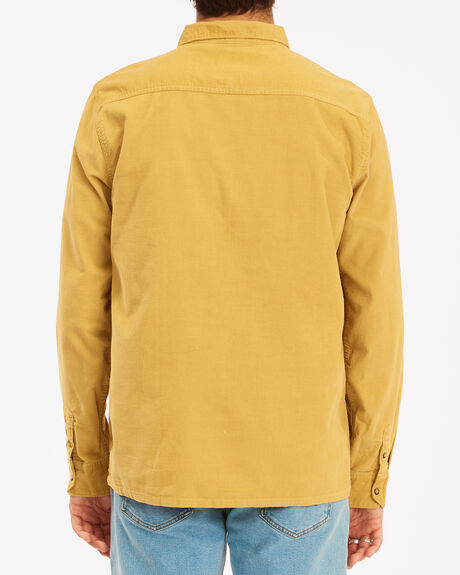 BOWIE CORD LS