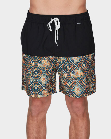 GROOVY VOLLEY 17IN  BOARDSHORT
