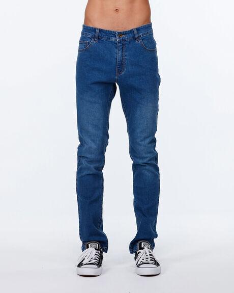 Detroit Slim Denim Jean
