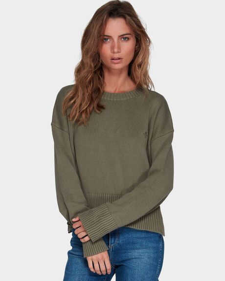 PORTLAND KNIT JUMPER