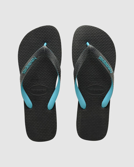 HAVAIANAS LOGO FILETE MIX THONG
