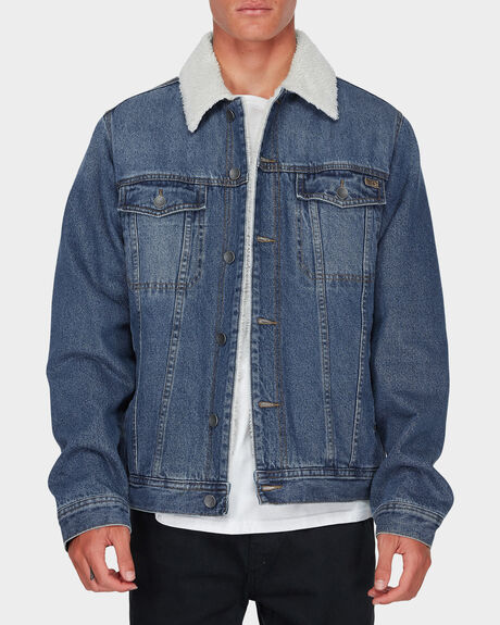 BARLOW TRUCKER JACKET