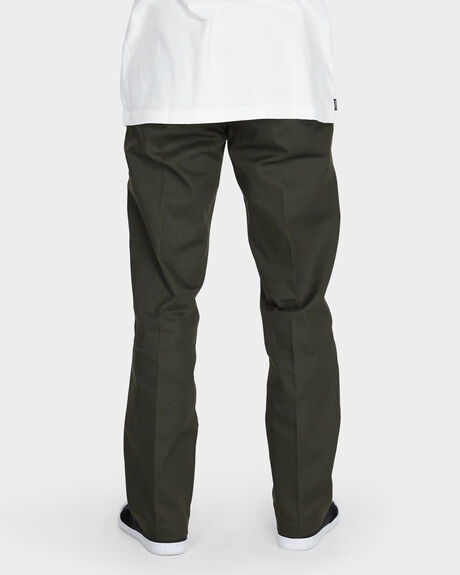 SLIM STRAIGHT FIT PANT