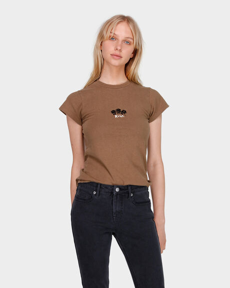 OBLOW ROSES TEE