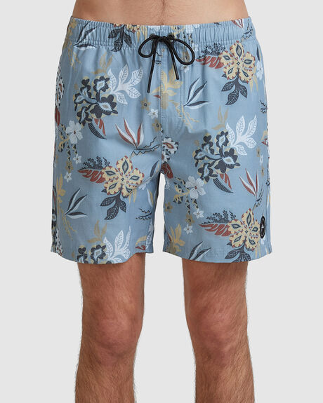 MENS DRESS CODE ELASTIC BOARDSHORT