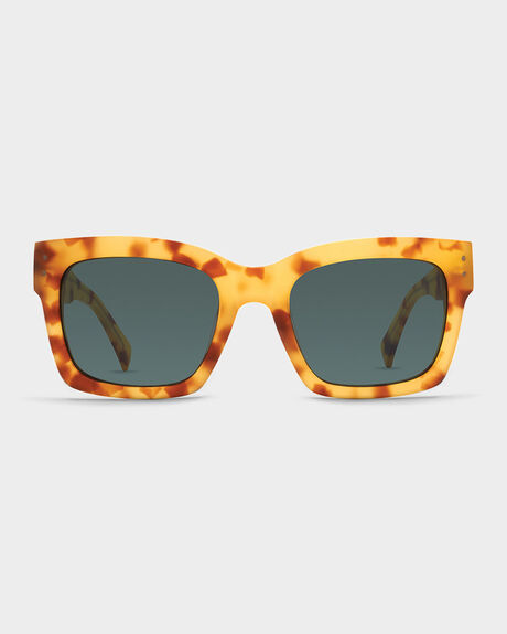 ROSCOE LEMON TWIST VINTAGE GREY SUNGLASSES