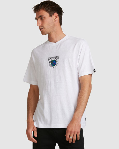 MENS SIGNAL SATURATION HEMP RETRO FIT TEE