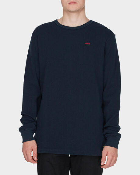 GROUND LONG SLEEVE TEE