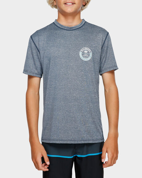 SEA SHORE BOYS LF SHORT SLEEVE