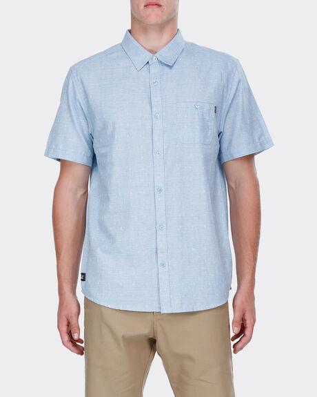Helix Diamond Jaquard Ss Shirt