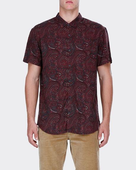 Sundays Rayon Ss Shirt