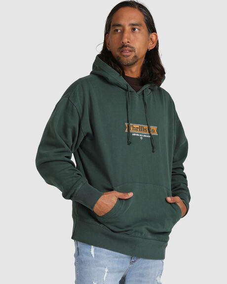 PENNANT SLOUCH PULL ON HOOD -