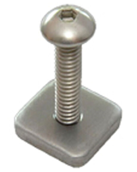 Long Board Screw And Plate - Smart Screw