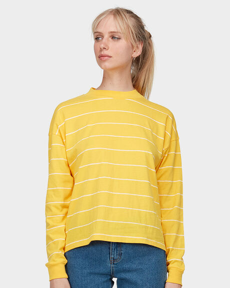 PEELER OVERSIZED LONG SLEEVE