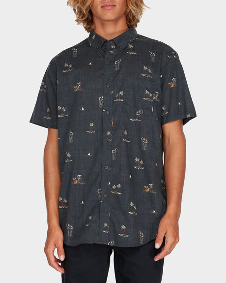 SUNDAYS SHORT SLEEVE SHIRT