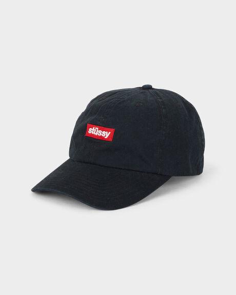 STUSSY BARS LOW PRO CAP