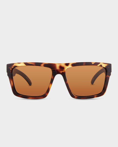 VOLLEY TORT MATT BLACK POLARIZED