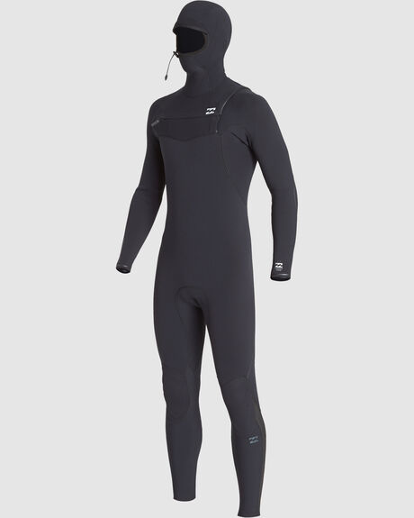 403 FURNACE COMP HOODED CHEST ZIP FULLSUIT