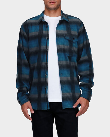FURNACE FLANNEL LONG SLEEVE SHIRT