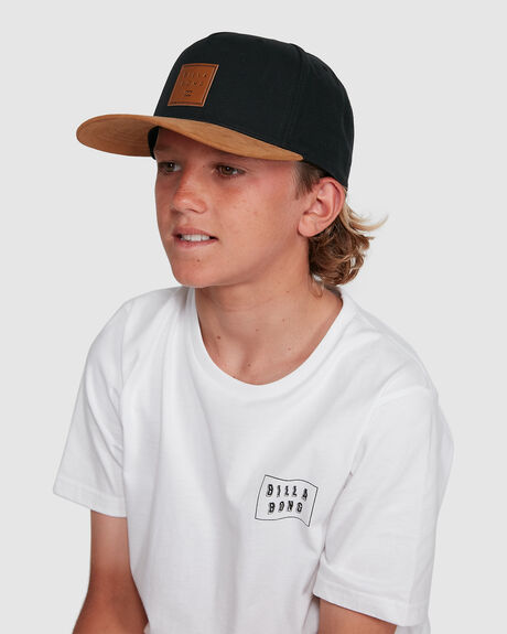BOYS STACKED SNAPBACK
