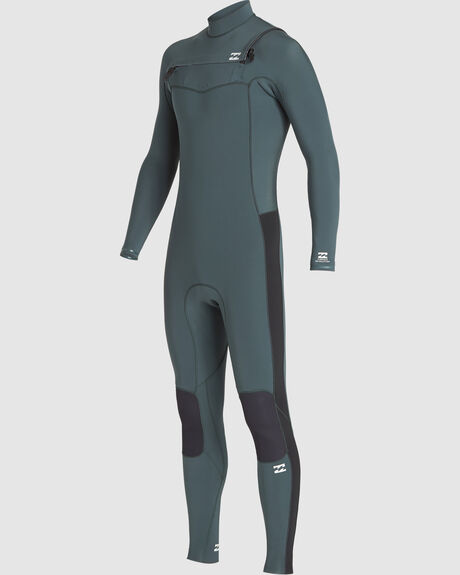 302 FURNACE REVOLUTION CHEST ZIP LS FULLSUIT