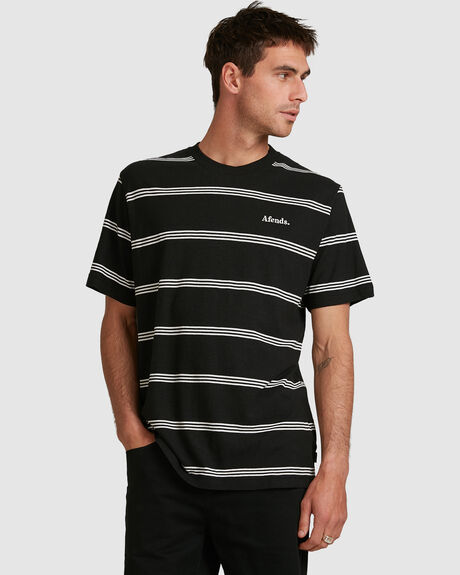 MENS NO CHANCE-RETRO FIT TEE