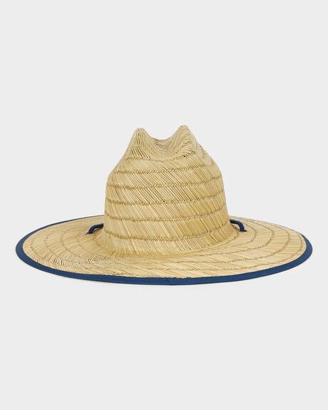 TOMBOY STRAW SUN HAT
