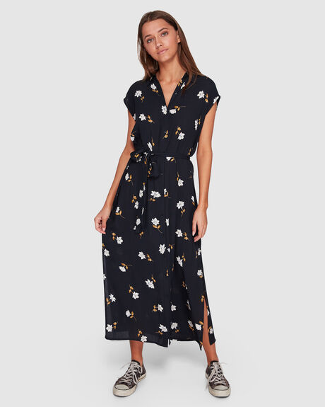 LITTLE FLIRT MIDI DRESS