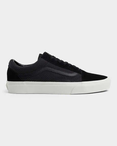 UA OLD SKOOL WOVEN CHECK SHOE