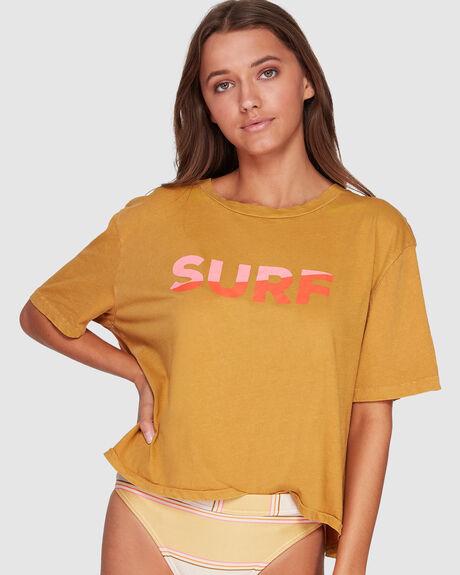 SURF SLICE TEE
