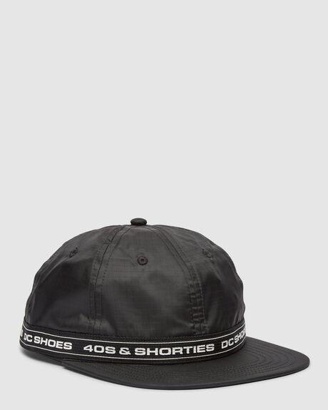 MENS DC X FNS STRAPBACK CAP