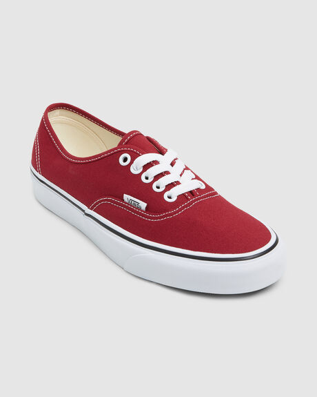 AUTHENTIC RUMBA RED SHOE