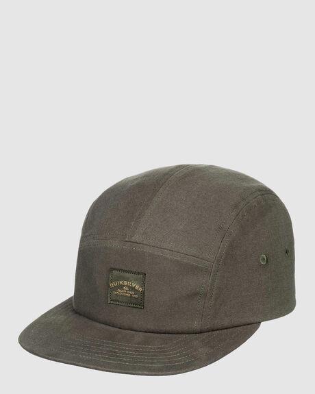 MENS BRISTLE CAMPER CAMPER HAT
